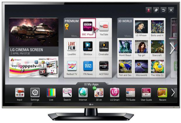 Lg Smart Tv Yetersiz Bellek Sorunu Çözümü