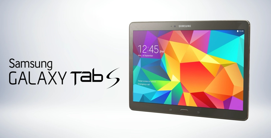Samsung Galaxy Tab S İncelemesi