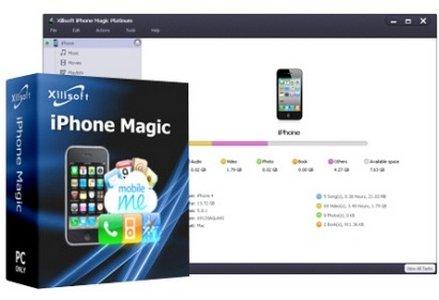 Xilisoft iPhone SMS Yedekleme Programı