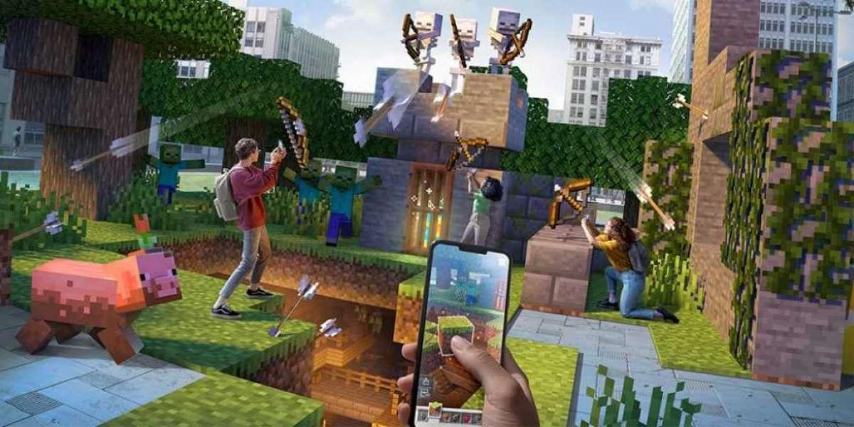Minecraft Earth Kapanıyor